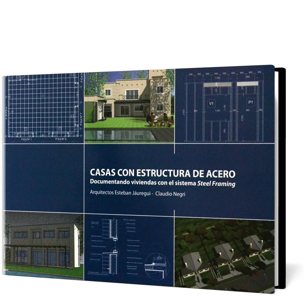 Libro - Casas con estructura de acero