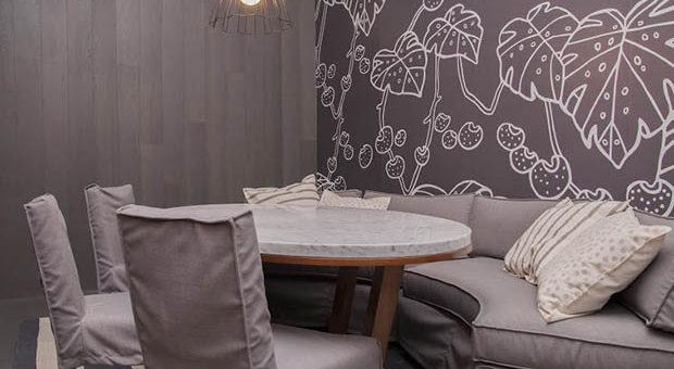 """""""COMEDOR"""" de Arq. Tomas Magane & Martina Correa. Un comedor relajado, cálido y cómodo."""