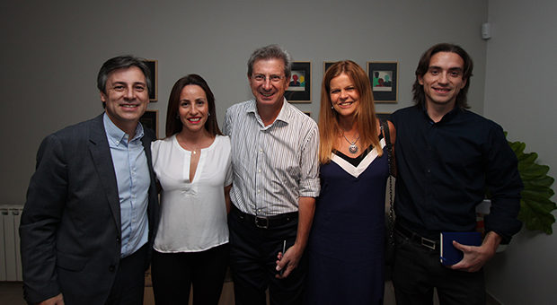 Sergio Villella, Cecilia Torres Viana, Juan Turrello, Mariana García Díaz, Sebastian Turrello.