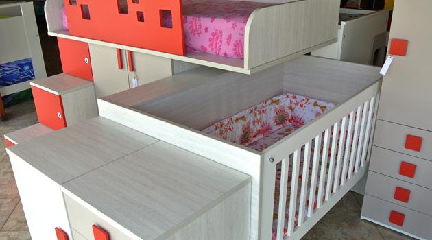 Mobiliario habitacion bebe ideas de disenos for Mobiliario habitacion bebe
