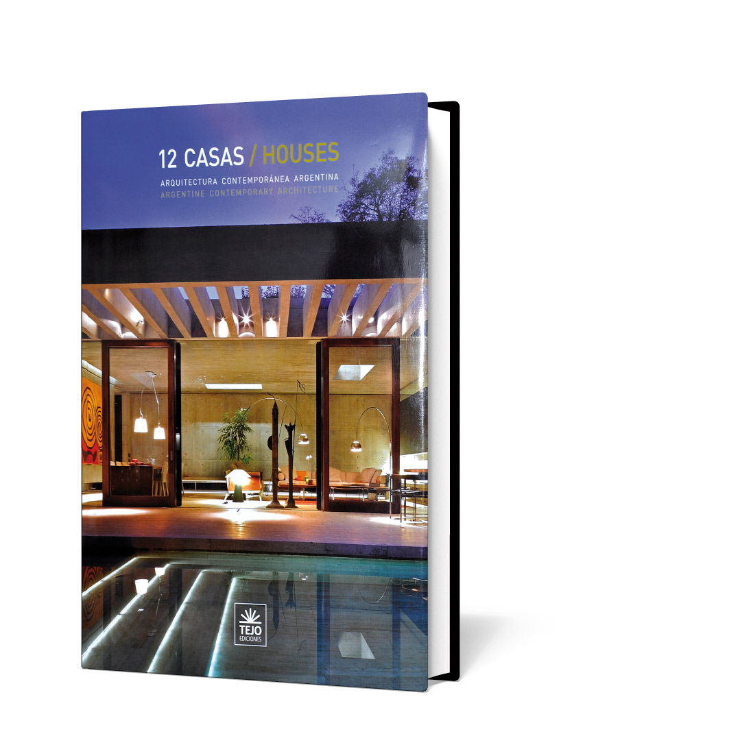 libro - 12 casas houses