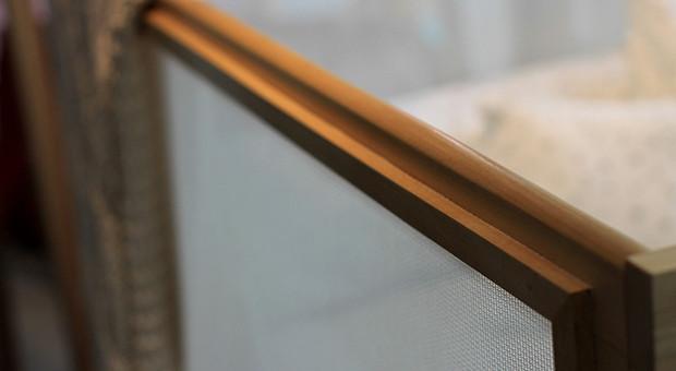 Los muebles cuentan con finas terminaciones y detalles de calidad.