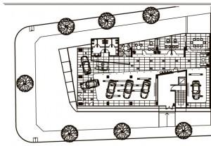 Porsche - planta baja